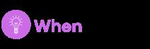 When.com.au Logo